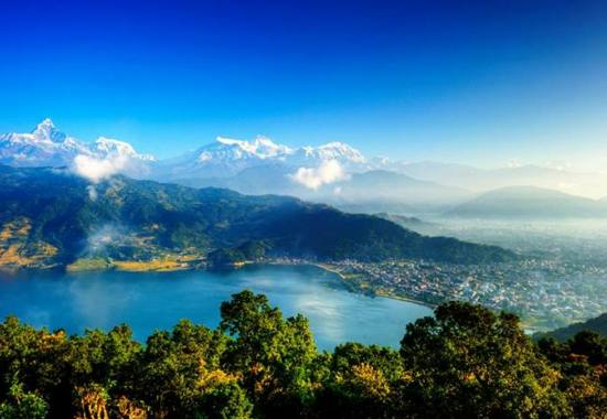 The National Geographic has put Pokhara, the Lake City, of Nepal on its list of Best Spring Trips 2017.