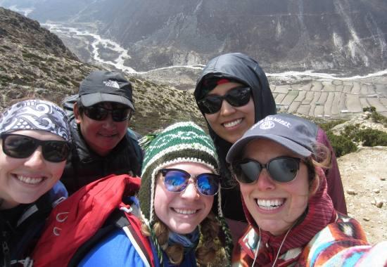 Things needed for Everest base camp trek