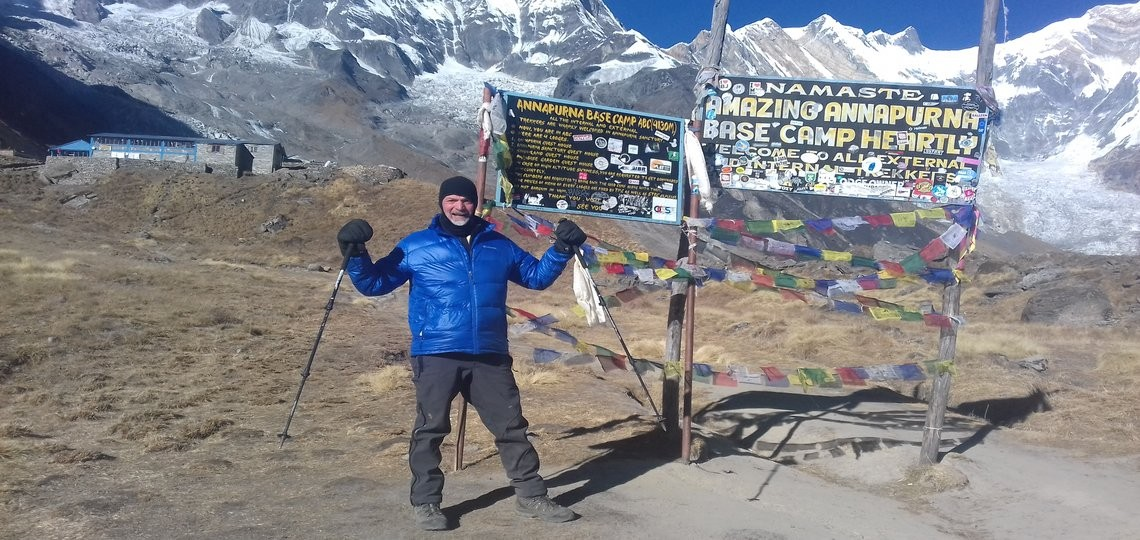 Annapurna Base Camp,15 Days- $1000 only