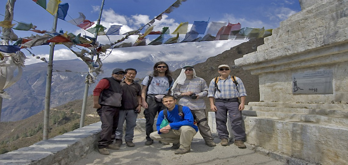 Everest Base Camp,15 Days- $1150