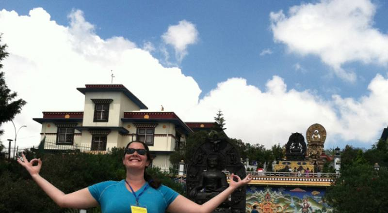 Buddhist Monastery & Stupa Day Tour