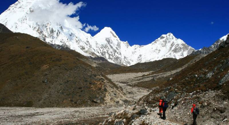 Everest 3 High Passes Treks