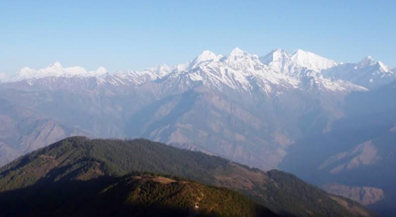 Ganesh Himal Singla Pass