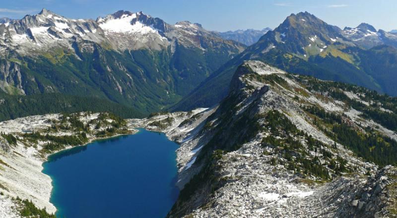 Hidden Holy Lake & Glaciers Trek