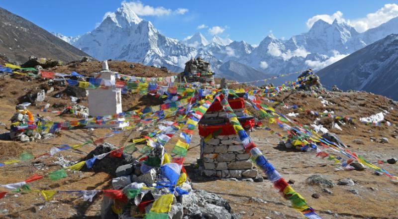 Jiri To Gokyo-Cho-La- Everest Base Camp