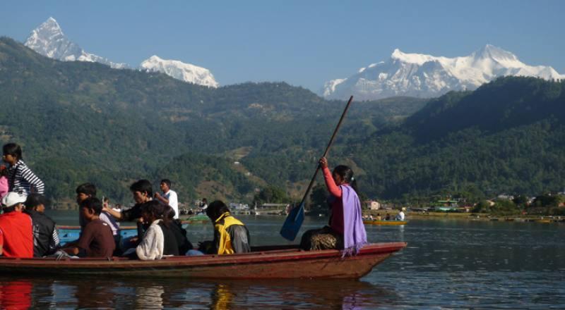 Kathmandu Chitwan Pokhara Tour