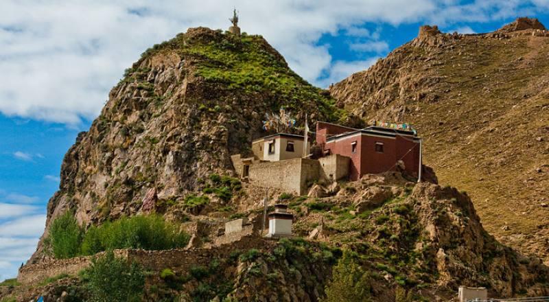 Lhasa To Kathmandu- High Road To Tibet
