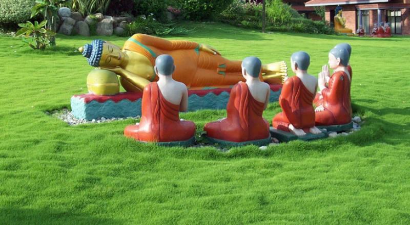 Lumbini Buddhist Circuit Tour