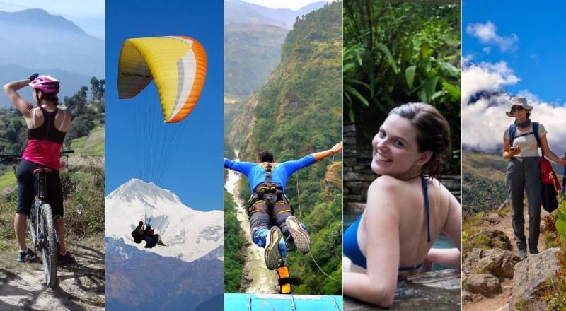 Nepal Multi-Adventure Tours