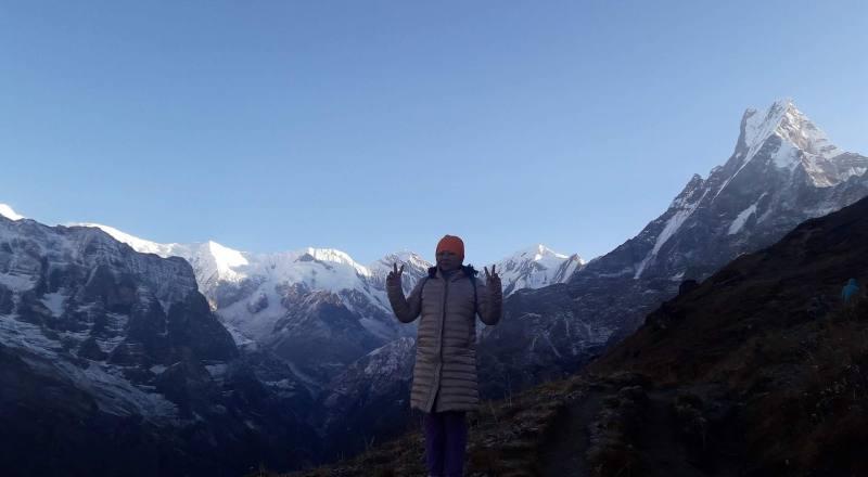 Nepal short trek