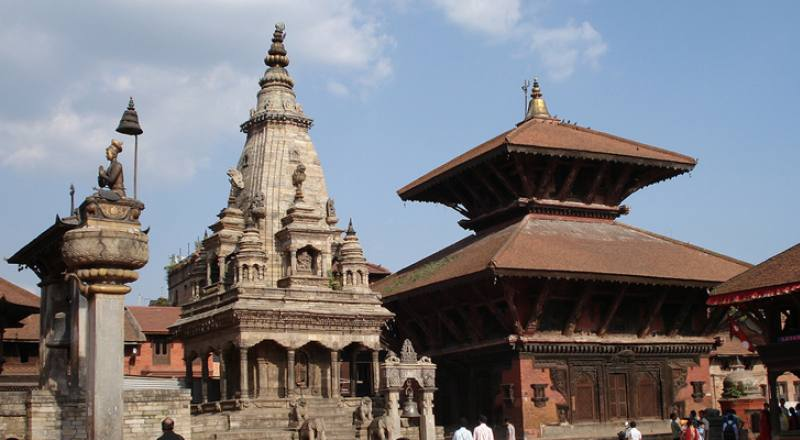 Patan And Bhaktapur City Tour