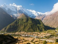 Beautiful Village~ Annapurna Circuit Trek