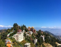 View from Dhulikhel Nepal