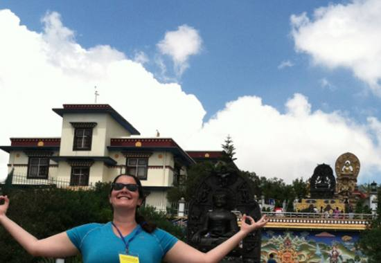 Buddhist Monastery & Stupa Day Tour