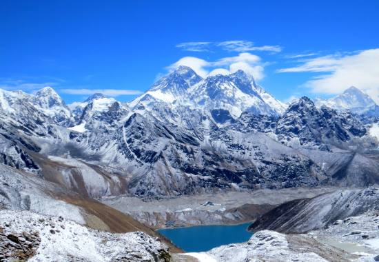 Gokyo Chola Passes Trek