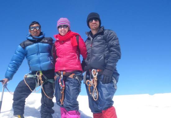 Lobuche East Peak- Island Peak