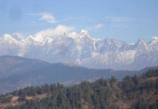 Mountain Sherpa Village & Monasteries Trek