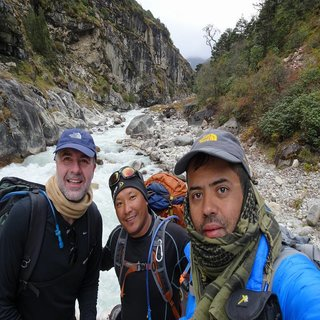 Wonderful Everest base camp trek with expert Local Sherpa Guide